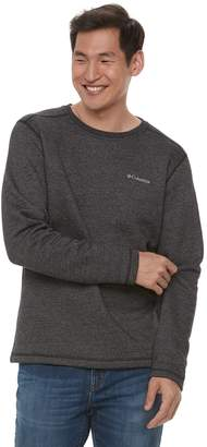 Columbia Big & Tall Ortega Oaks Fleece Crewneck Tee