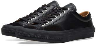 Dries Van Noten Leather Sneaker