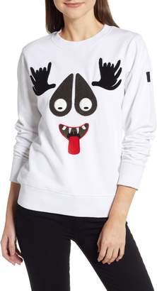 Moose Knuckles Moose Haha Sweatshirt