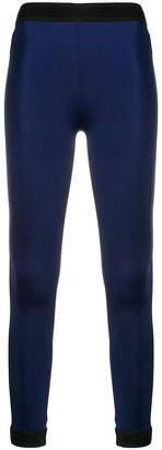 NO KA 'OI No Ka' Oi contrast panel sports leggings