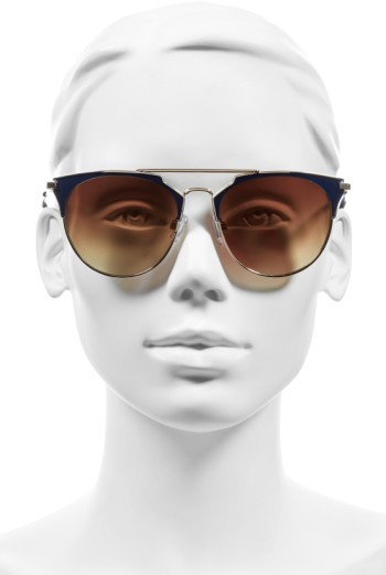 Women's Bp. Retro Sunglasses - Blue 5
