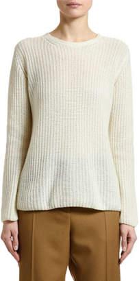 Marni Cashmere-Wool Open-Weave Sweater