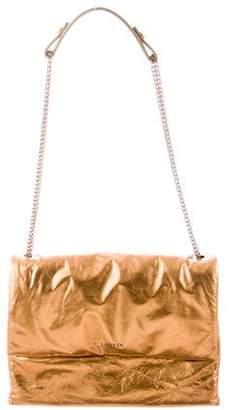 Lanvin Metallic Sugar Bag w/ Tags