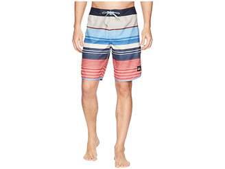 Quiksilver Eye Scallop 20 Boardshorts Men's Swimwear