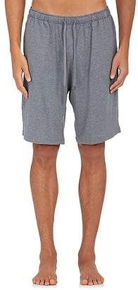 Derek Rose Men's Fluid Jersey Drawstring-Waist Shorts - Charcoal