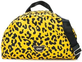 Diane von Furstenberg leopard print belt bag