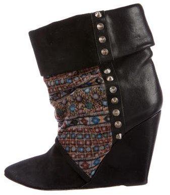 Isabel MarantIsabel Marant Kate Wedge Ankle Boots
