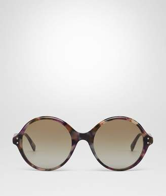 Bottega Veneta Multicolor Acetate Sunglasses