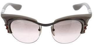Prada Dixie Cat-Eye Sunglasses
