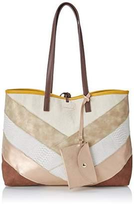 Desigual Bols_tantra Seattle Women's Shoulder Bag 13x29.5x38 cm (B x H x T)