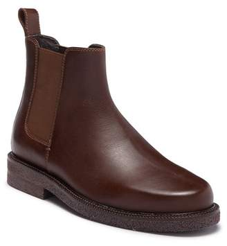 Donald J Pliner Len Leather Chelsea Boot (Men)