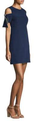 Milly Tie Sleeve Dress