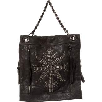 Chrome Hearts Leather Handbag