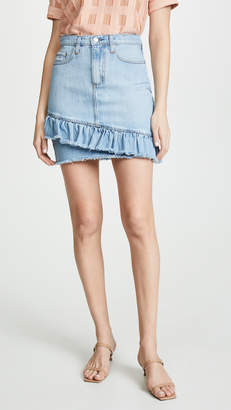 Nobody Denim Surrealist Skirt
