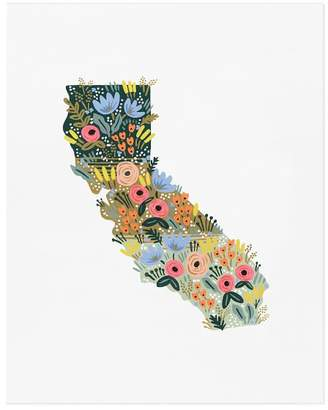 Pottery Barn California Wildflowers by Rifle Paper Co.