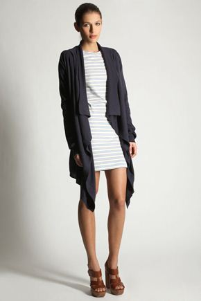 Somerset Stripe Dress