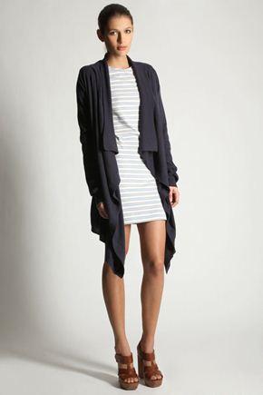 Somerset Stripe Dress