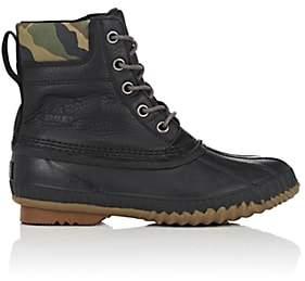 Sorel Men's CheyanneTM II Premium Duck Boots - Black