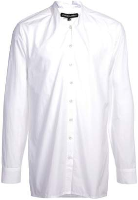 Cedric Jacquemyn elongated shirt