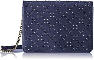 Le Temps Des Cerises Women's LTC5D4G Cross-Body Bag Blue