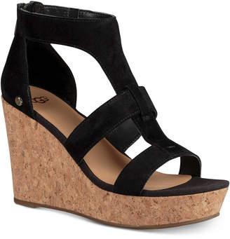 UGG Women's Whitney Wedge Sandals