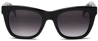 Rag & Bone Women's 1001 Gradient Rectangular Sunglasses, 52mm