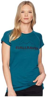 Fjallraven Abisko Trail T-Shirt Print Women's T Shirt