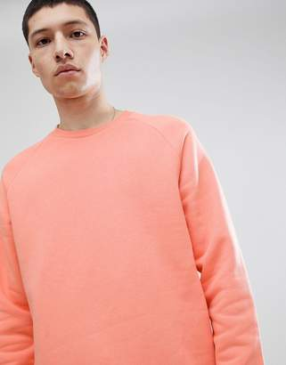 Weekday Paris SweatShirt Pink