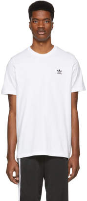 adidas White Essential T-Shirt