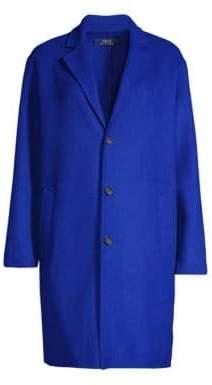 Polo Ralph Lauren Wool Blend Top Coat