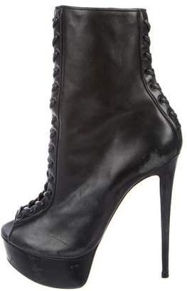 Ruthie Davis Platform Mid-Calf Boots