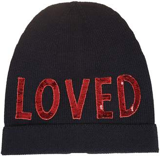 Gucci Knit Loved Beanie