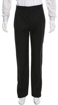 Calvin Klein Wool Embroidered Pants w/ Tags