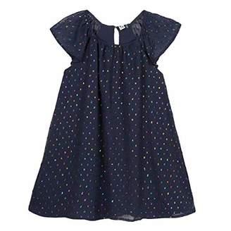 4c4109217 3 Pommes Girl's 3n30064 44 Dress Blue, ...