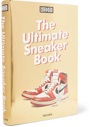 Taschen Sneaker Freaker: The Ultimate Sneaker Hardcover Book