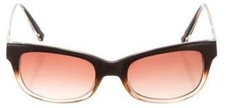 Jason Wu Square Gradient Sunglasses