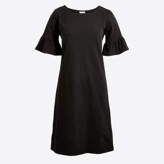 J.Crew Ruffle-sleeve dress