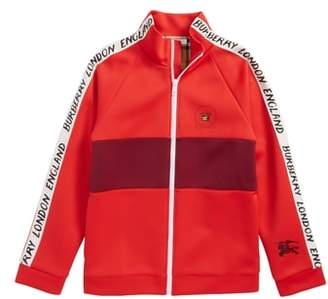 Burberry Berni Logo Track Jacket