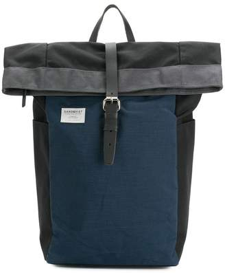 SANDQVIST foldover top backpack