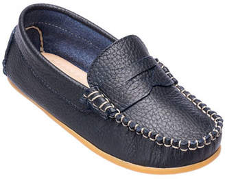 Elephantito Alex Leather Driver Loafer, Toddler/Kids