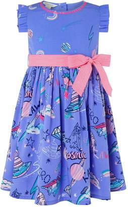 Monsoon Baby Rhiannan Print Dress