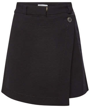 Carven Asymmetric Mini Skort