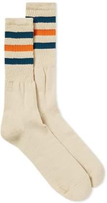 Anonymous Ism Go Hemp 3 Line Crew Sock