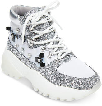 """Betsey Johnson Abel """"Dad"""" Sneakers Women's Shoes"""