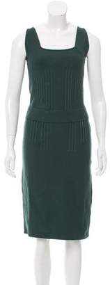 Antonio Berardi Sheath Sweater Dress w/ Tags