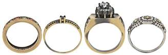 Iosselliani Club Africana set of rings