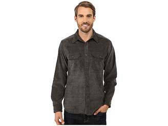 Royal Robbins Grid Cord Long Sleeve Shirt Men's Long Sleeve Button Up