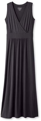 L.L. Bean L.L.Bean Women's Summer Knit Maxi Dress