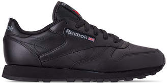 Reebok Women Classic Leather Casual Sneakers from Finish Line