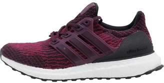 adidas Womens UltraBOOST Neutral Running Shoes Red Night/Red Night/Black